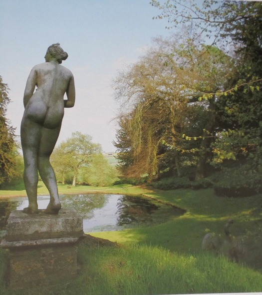 Vale of Venus. Rousham. Photo by Nat Chard.
